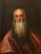 Jacopo Tintoretto St Jerome oil painting