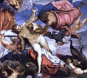 Jacopo Tintoretto Origin of the Milky Way oil painting