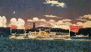 James Bard Steamer Broadway oil