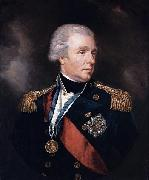 James Northcote Admiral William Waldegrave, 1st Baron Radstock oil painting