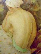 Nicolae Tonitza Naked oil painting reproduction