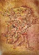 Paul Klee Little Jester in a Trance oil painting artist