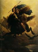 Peter Nicolai Arbo Valkyrie oil painting reproduction