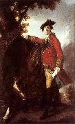 Sir Joshua Reynolds Kapitein Robert Orme oil painting reproduction