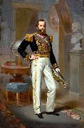 Victor Meirelles Dom Pedro II oil painting artist
