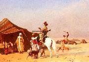 unknow artist C'est Un Emir oil painting reproduction