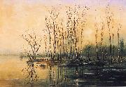 Alexej Kondratjewitsch Sawrassow Early Spring High Water oil painting