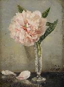 Anna Munthe-Norstedt Still Life with a Peony oil painting