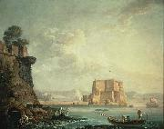 Carlo Bonavia Naples oil