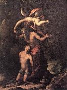 Jacopo Ligozzi Sacrifice of Isaac oil painting reproduction