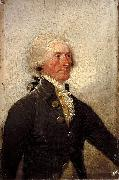 John Trumbull Thomas Jefferson oil painting