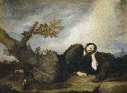 Jose de Ribera Jacob's dream. oil painting reproduction