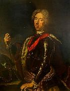 KUPECKY, Jan Portrait of Eugene of Savoy oil painting artist