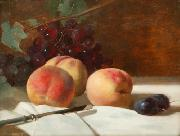 Otto Karl Kirberg Fruit Still Life oil painting artist