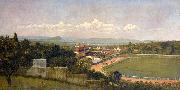 Pedro Weingartner O Prado de Porto Alegre oil painting reproduction
