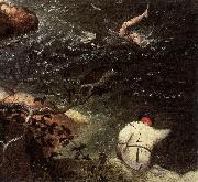 Pieter Bruegel the Elder Fall of Icarus oil painting reproduction