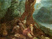 Adam Elsheimer Jacob sream oil painting reproduction