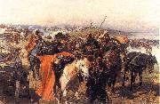 Adriaen Brouwer Zaporizhian Camp oil painting reproduction