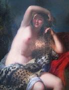 Elisabeth Louise Viegg-Le Brun Bacchante oil painting reproduction