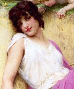 Guillaume Seignac L innocence oil painting reproduction