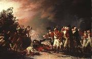 John Trumbull Sortie Made by the Garrison of Gibraltar oil painting
