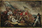 John Trumbull The Death of General Warren at the Battle of Bunker s Hill oil painting