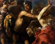Maffei, Francesco Perseus Beheading Medusa oil painting