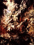 Peter Paul Rubens Fall of the Damned oil painting reproduction