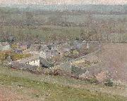 Theodore Robinson A Birds Eye View oil painting reproduction