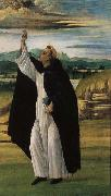 Alessandro Botticelli St.Dominic oil painting