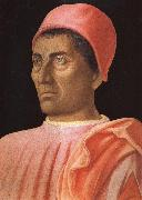 Andrea Mantegna Portrait of Carlo de'Medici oil painting picture wholesale