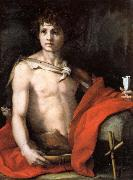 Andrea del Sarto The Young St.John oil painting picture wholesale
