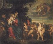 Anthony Van Dyck The Rest on the Flight into Egypt oil painting picture wholesale