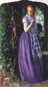 Arthur Hughes April Love oil painting