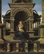 Bernard van orley The Virgin of Louvain oil painting picture wholesale