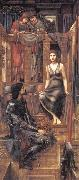 Burne-Jones, Sir Edward Coley King Cophetua and the Beggar Maid oil painting picture wholesale