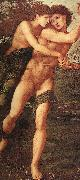 Burne-Jones, Sir Edward Coley Phyllis and Demophoon oil painting picture wholesale