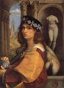 CAPRIOLO, Domenico Portrait of a Gentleman oil painting picture wholesale