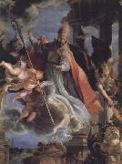 COELLO, Claudio The Triumph of St.Augustine oil painting picture wholesale