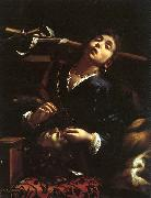 Cairo, Francesco del Herodias with the Head of St. John the Baptist oil painting