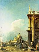 Canaletto Entrance to the Grand Canal from the Piazzetta oil painting picture wholesale