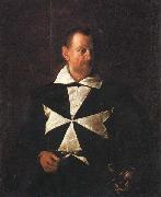 Caravaggio Portrait of a Knight of Malta oil painting picture wholesale