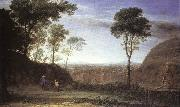 Claude Lorrain Landscape with Noli Me Tangere Scene oil painting picture wholesale