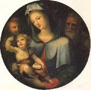 Domenico Beccafumi The Holy Family with the Young St.John oil painting picture wholesale