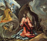 El Greco Agony in the Garden oil painting picture wholesale