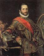 Federico Barocci Portrait of Francesco Maria II della Rovere oil painting picture wholesale