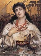 Frederick Sandys Medea oil painting picture wholesale