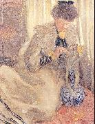 Frieseke, Frederick Carl The Yellow Tulip oil painting picture wholesale