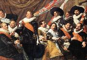 HALS, Frans Banquet of the Officers of the St George Civic Guard Company oil painting picture wholesale