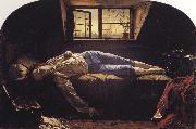 Henry Wallis Chatterton oil painting picture wholesale